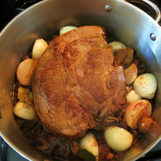 Mother's Pot Roasted Perfection