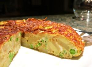 Spanish Tortilla Tortilla Espa 241 Ola Goddess Cooks