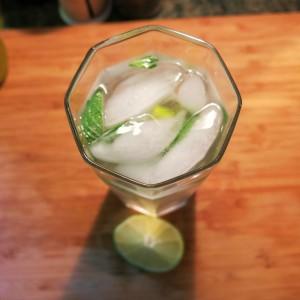 Cucumber-Mint Summer Cooler