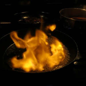 Fire in the Pan!
