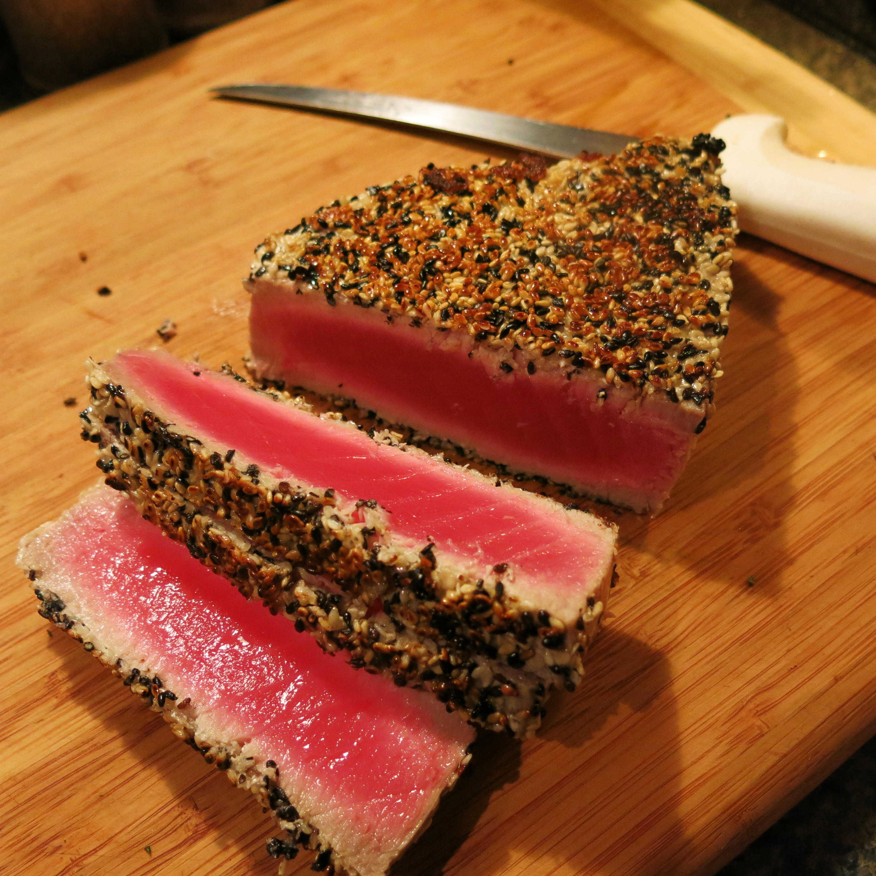 Tuxedo Tuna Goddess Cooks
