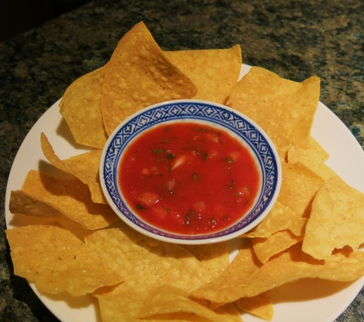 Mexican Restaurant-Style Salsa