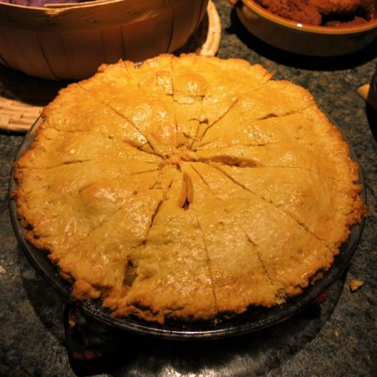 Pastel de Pollo Cubano (Cuban Chicken Pie)