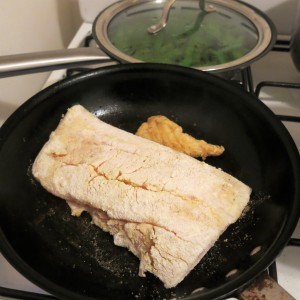 Red Snapper Ready to be Pan-Fried