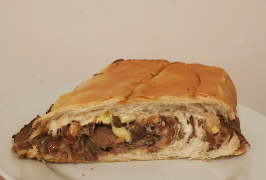 Bastardized Cuban Sandwich