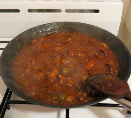 Cuban Beef Ragu from Leftovers
