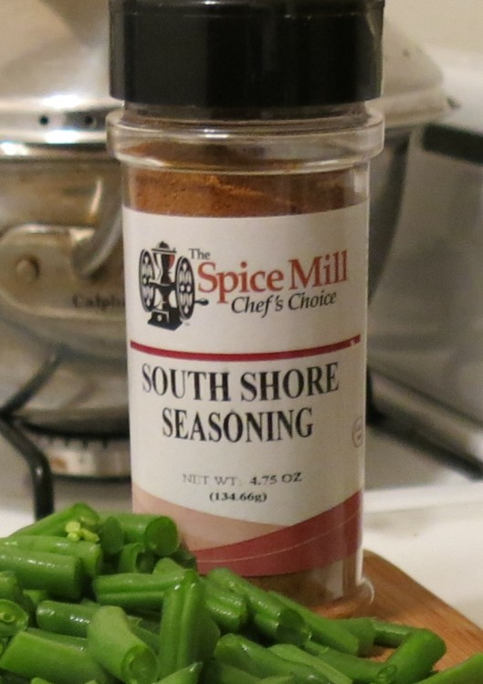 South Shore Seasoning Blend from The Spice Mill