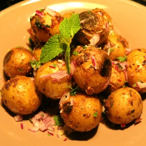 Stove-Top Roasted Potatoes