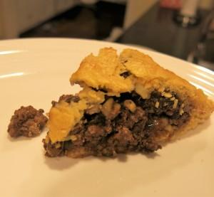 Pastel de Picadillo Cubano (Cuban Meat Pie)