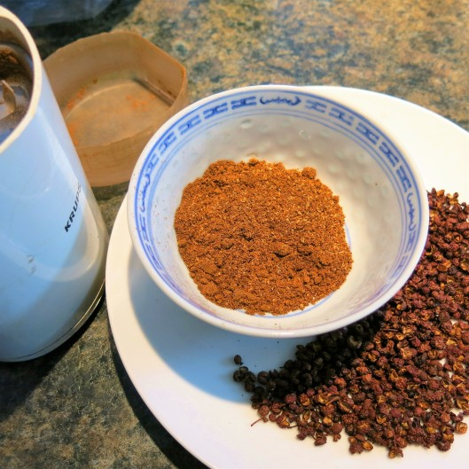 Sichuan Peppercorns-Whole and Ground