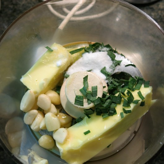 It's-All-About-Garlic Butter