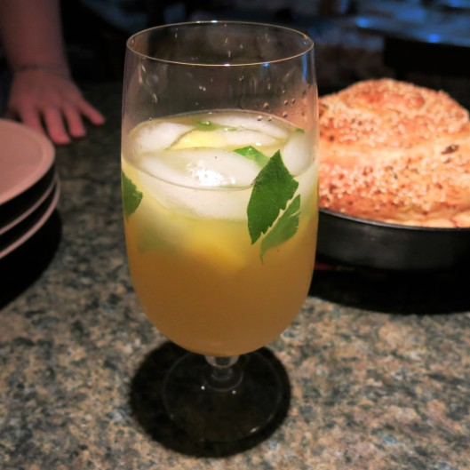 Boozy Summer Punch