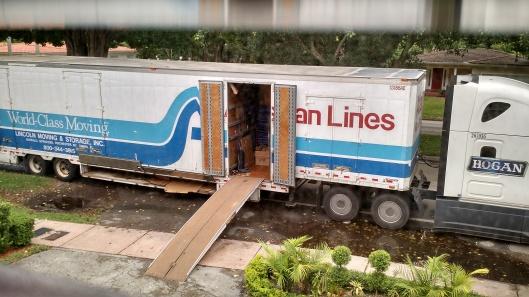 Moving Truck in Miami