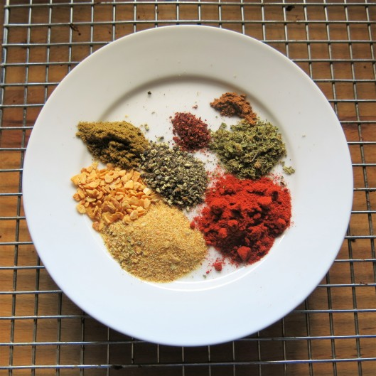 Spices for Fresh Chorizo Sausage