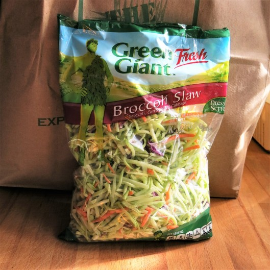 Broccoli Slaw Mix