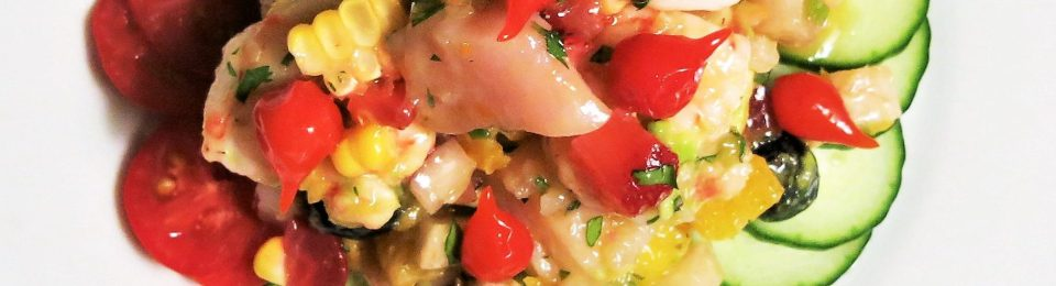 Touch-of-Spring Ceviche