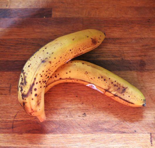 Perfectly Ripe Bananas for Banana Bread/Cake