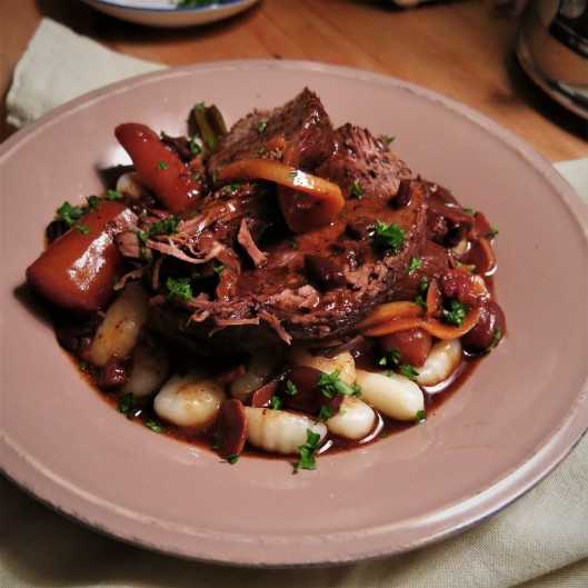 Croatian Braised Beef (Dalmatinska Pašticada)