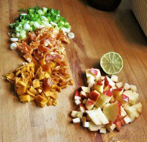 Chicken Salad, Brazilian-Style