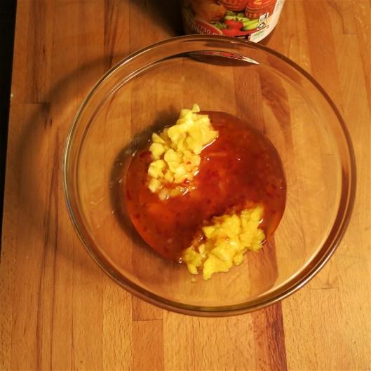Thai-Pineapple Chile Sauce