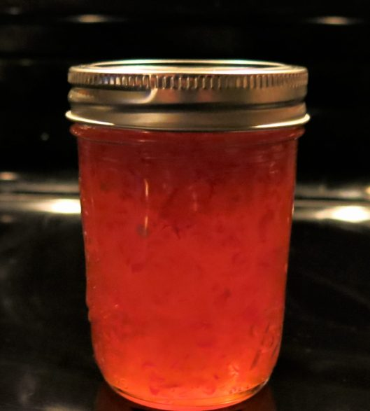 Hot Pepper Jelly (with a Tropical Twist)