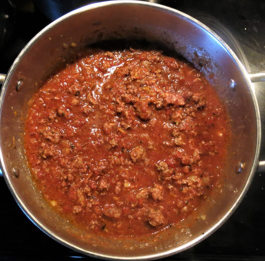 Spiced Lamb Ragù