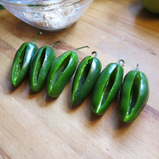 Chiles--Removing the Heat (Seeds and Membranes)