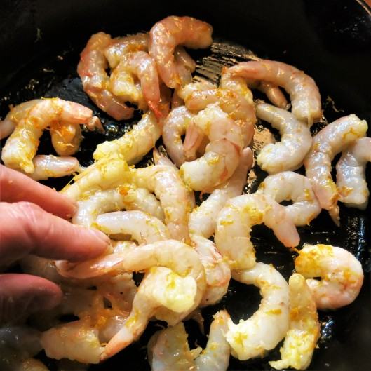 Ina Garten's Roasted Shrimp