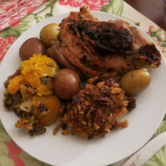 Four-In-One, Quick Thanksgiving Turkey