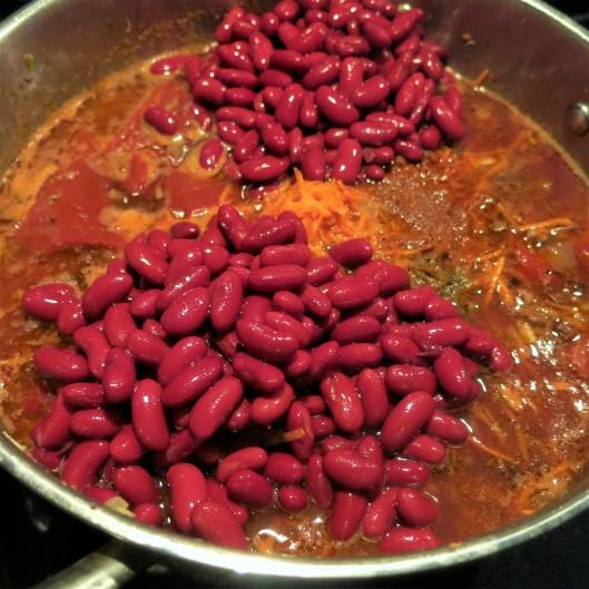 Prairie Chili with Beans