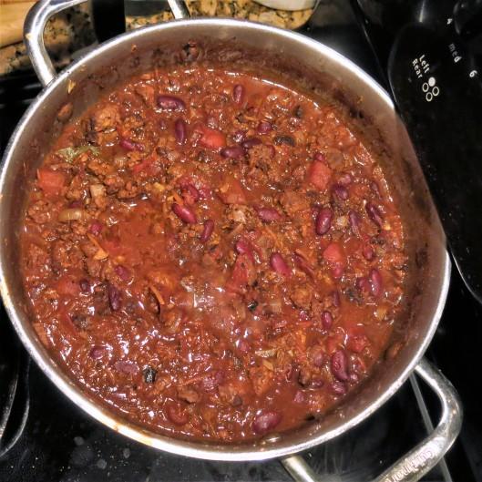 Prairie Chili with Beans