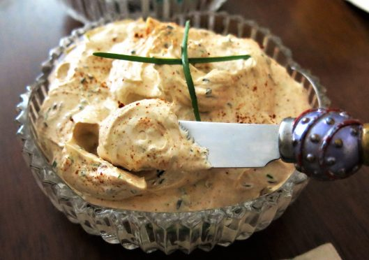 Paprika-Caraway Cheese Spread