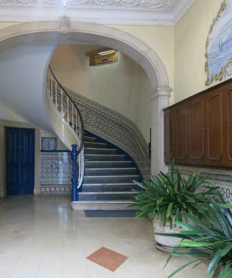 Stairway to Heaven in Lisbon