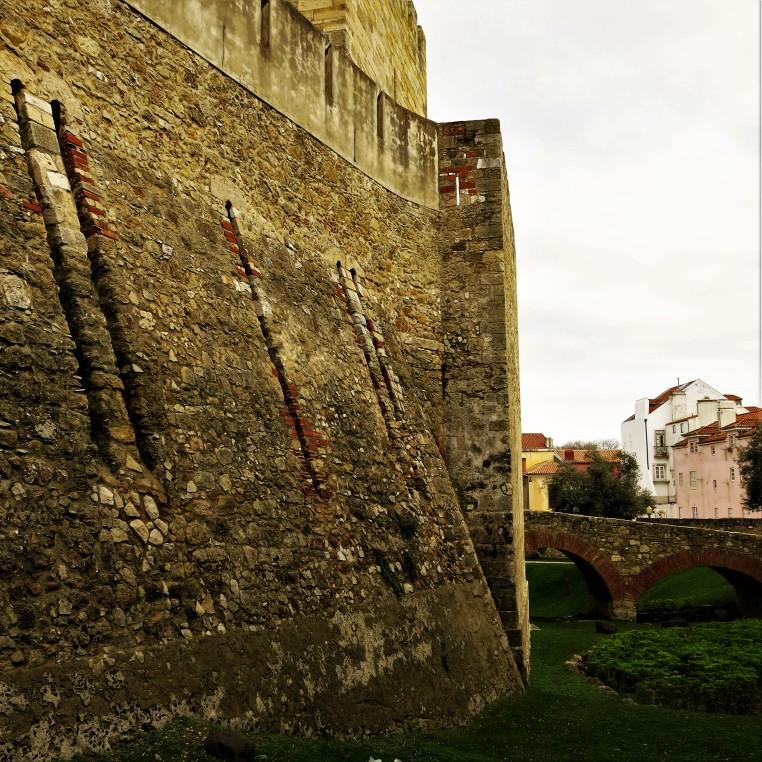 Castelo São Jorge (St. George Castle) - Lisbon