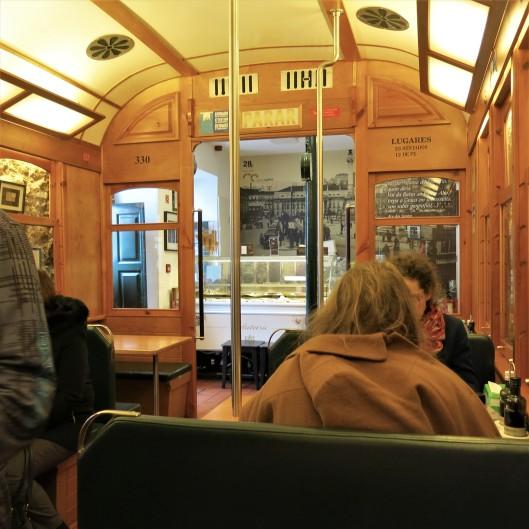 Tram Café - Lisbon