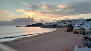 """Old"" Albufeira and the Beach - Algarve"