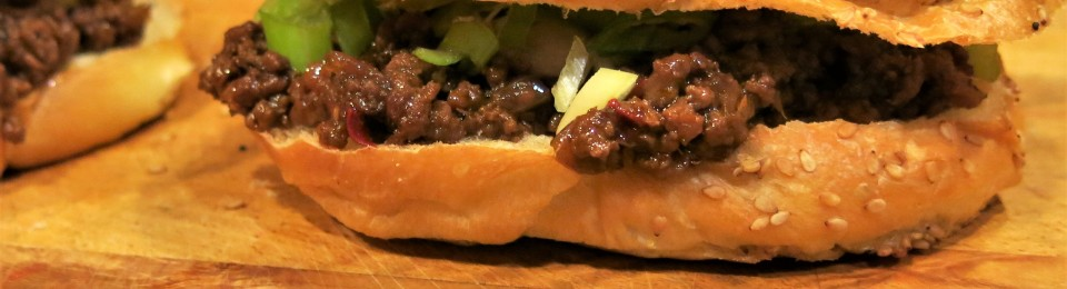 Asian Sloppy Joe's