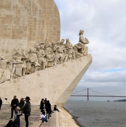 Monumento do Descobrimento - Lisbon