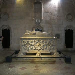 Tomb of Vasco de Gama - Igreja Santa Maria - Lisbon
