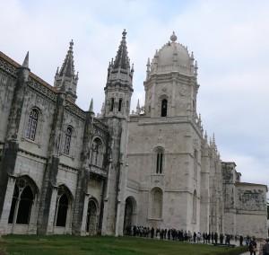 Mosteiro de São Jeronimo - Lisbon