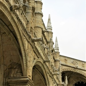Examples of Manueline-Style Architecture - Mosteiro dos Jerónimos - Lisbon