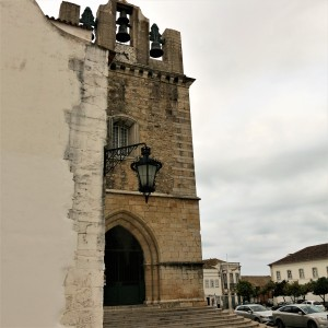 Cathedral of Faro and Bell Tower
