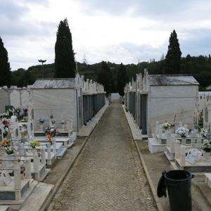 Cemetery for the Igreja de São Lourenço - Almancil