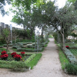 Castle Garden at Tavira - Algarve
