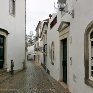 Streets in Tavira - Algarve