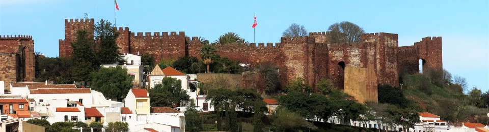 Silves Castle on the Hill - Algarve