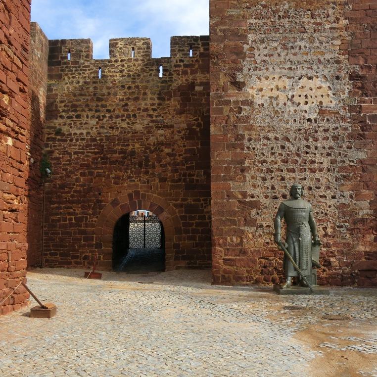 King Sancho I - Silves Castle - Algarve