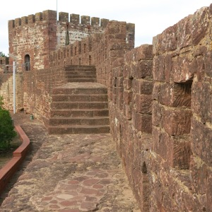 Silves Castle - Algarve