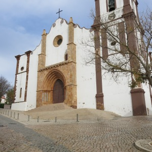 Sé de Silves (Cathedral of Silves) - Algarve