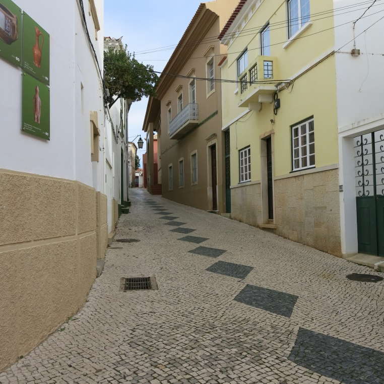 Street in Silves - Algarve